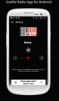 Android Mi-Soul App