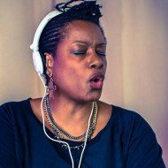 Marcia Carr at-turntables_LP 2014 copy