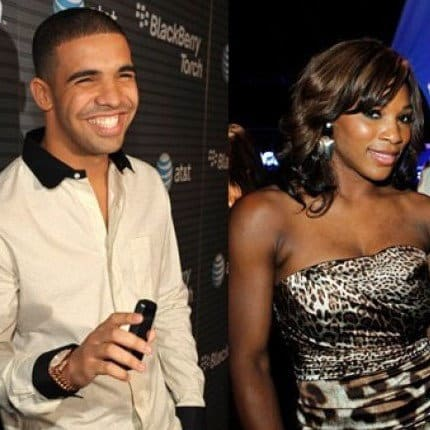 Drake serena williams together again mi soul