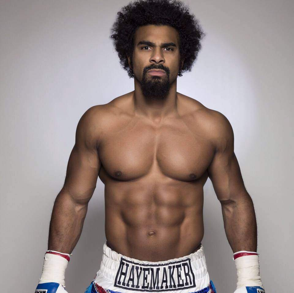 david haye upcoming fight