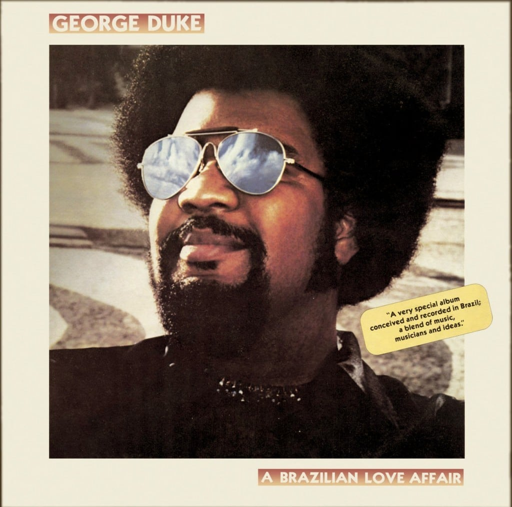 George Duke A Brazilian Love Affair 1980 Epic/CBS