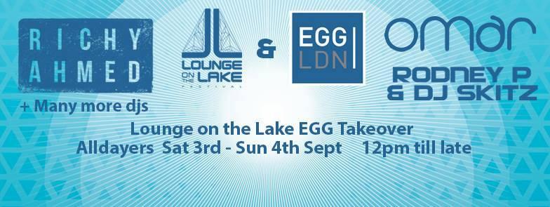 lounge on the lake