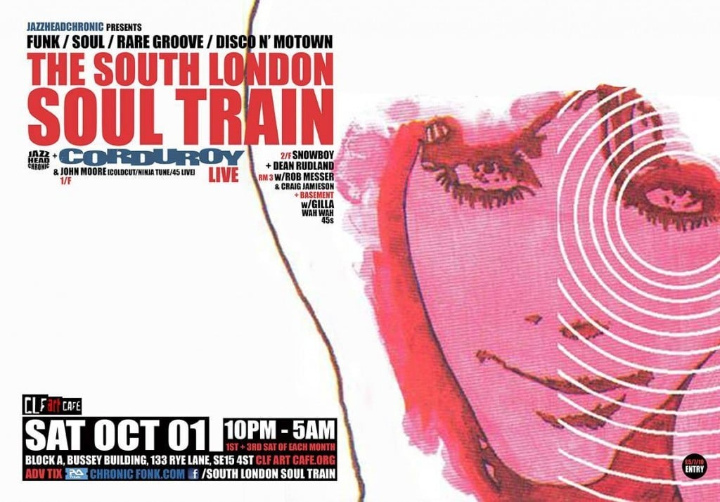 south london soul train