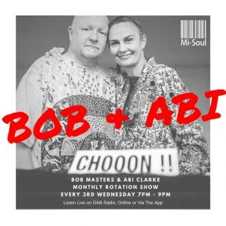 BOB MASTERS AND ABI CLARKE