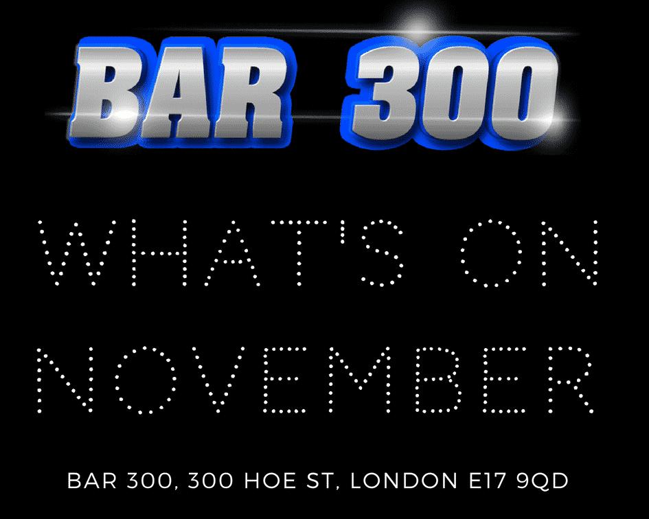 bar 300