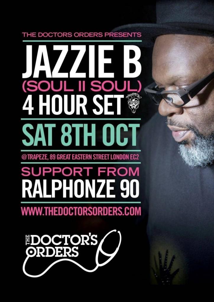 Jazzie B OBE