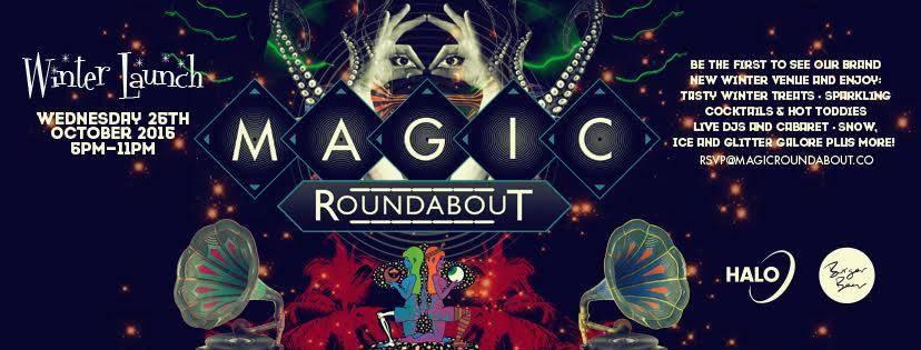 magic roundablout