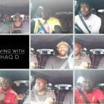 driving with shaq d