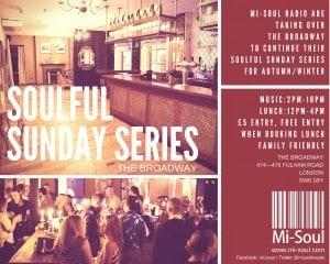 Mi-Soul Soulful Sunday Series