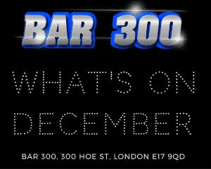 Bar 300 Calvin Francis