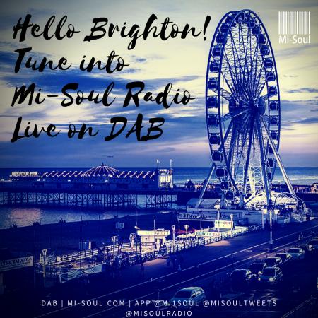 Brighton DAB Radio Mi-Soul