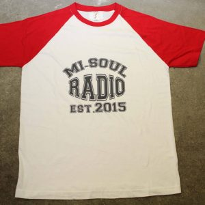 mi-soul radio retro t shirt