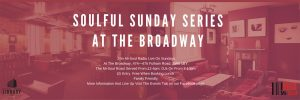 soulful sunday sessions broadway