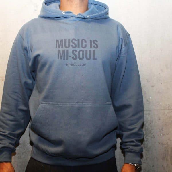 mi-soul unisex hoodie