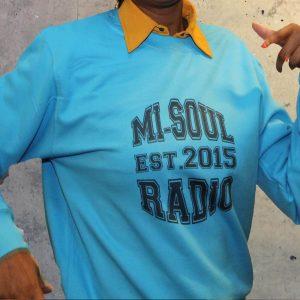 mi-soul radio unisex sweatshirt