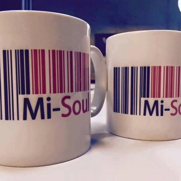 mi-soul radio mug