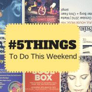 #5Things What's On London Mi-Soul Radio