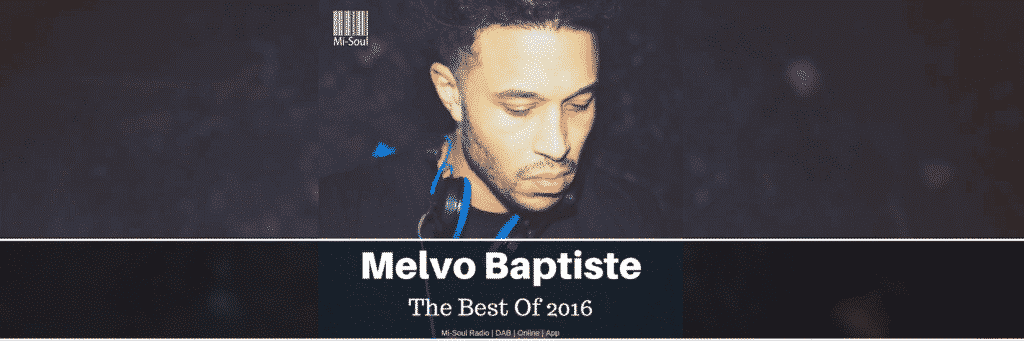 Melvo Baptiste Best Of 2016