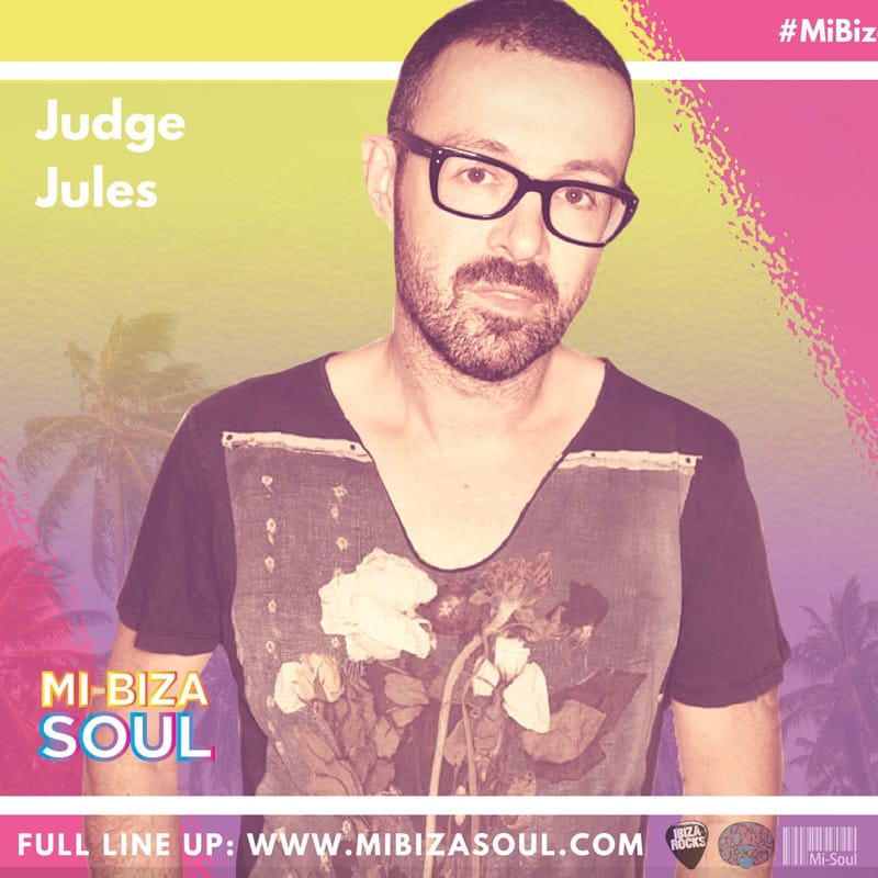 Judge Jules Profile