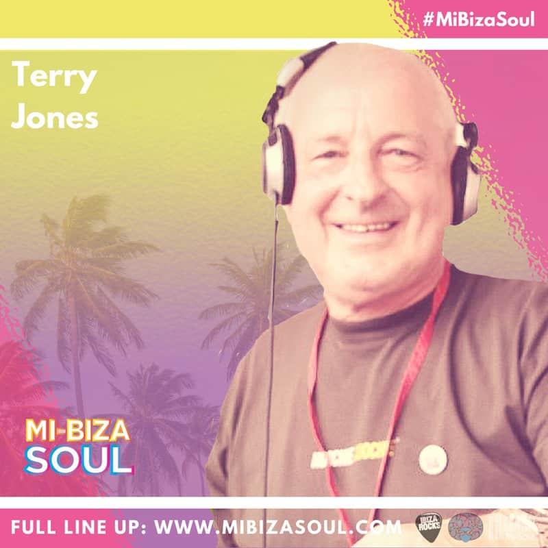 Terry Jones Profile