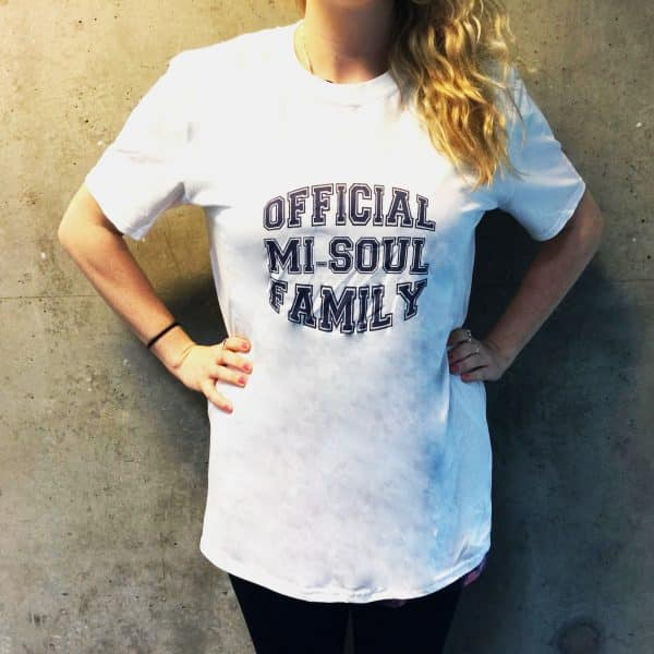official misoul family tee