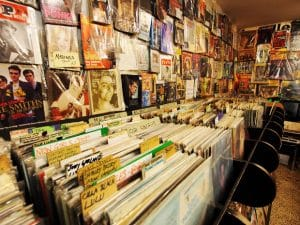 vinyl sales increase