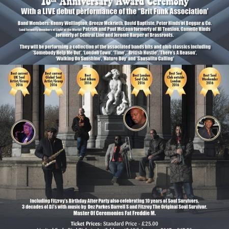 soul survivors awards