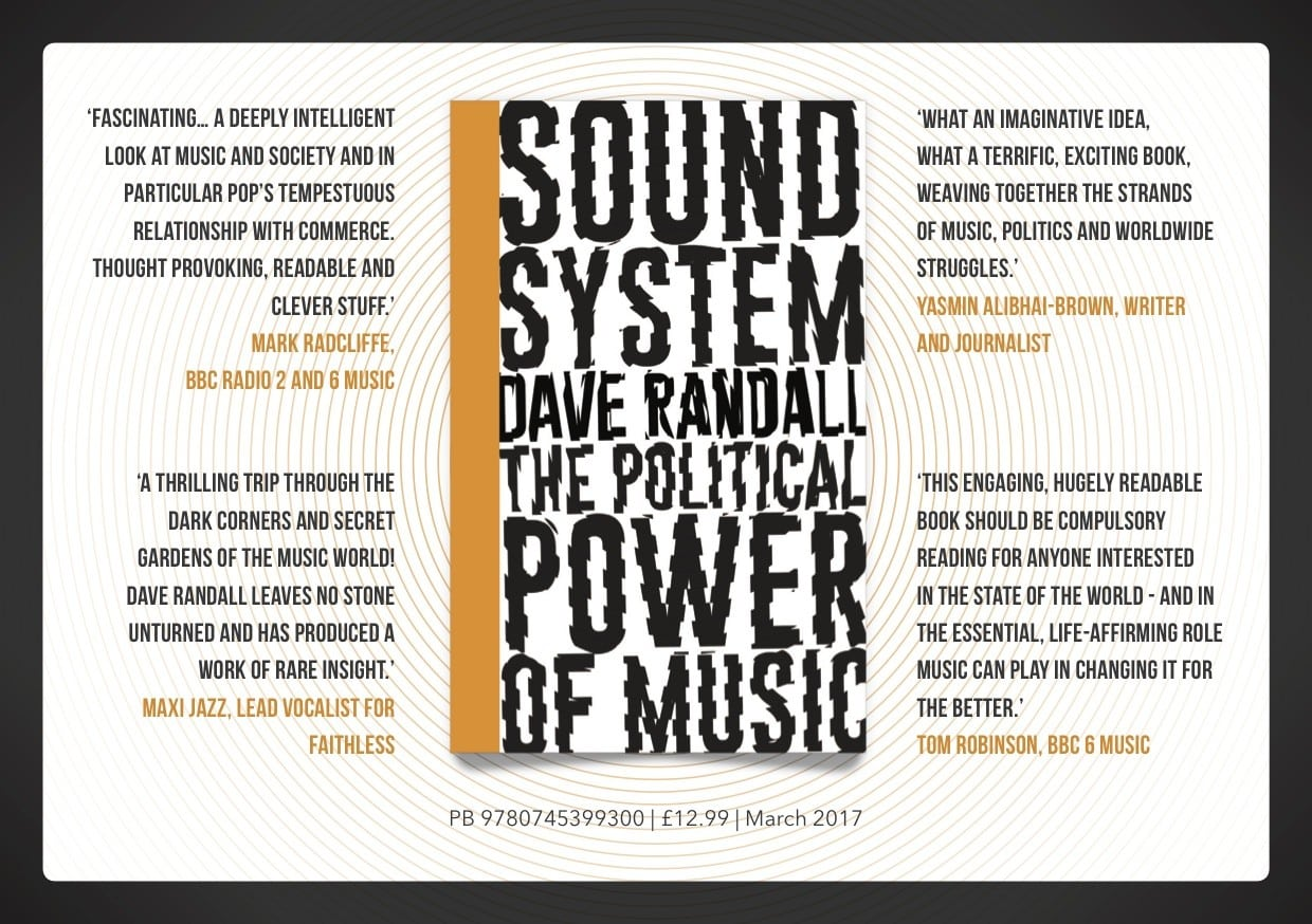 Sound System Dave Randall