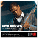 Ciyo Brown