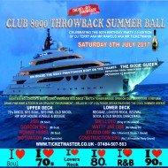Club 8090 Throwback Summer Ball
