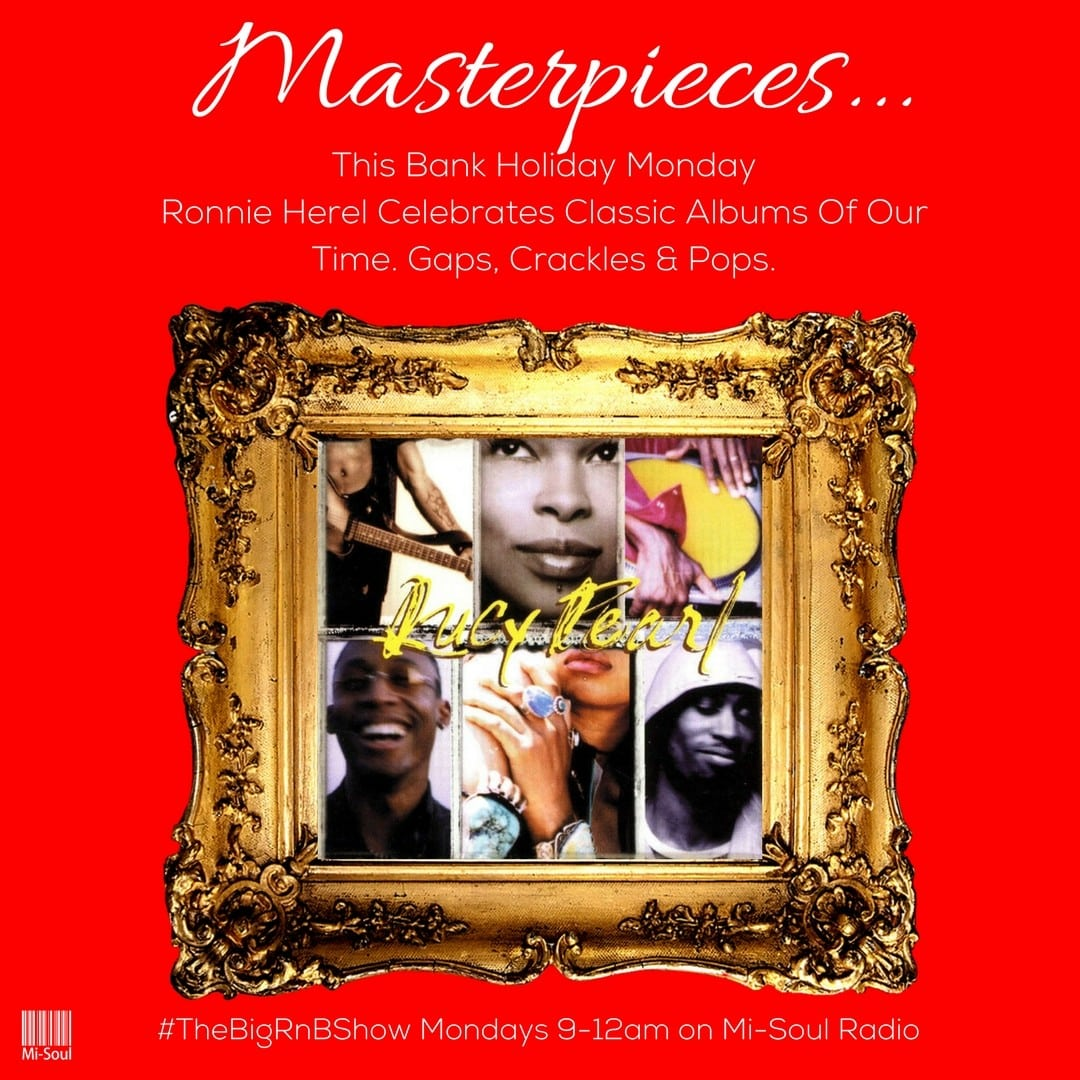 Masterpieces The Big RnB Show