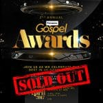 Premier Gospel Awards 2017 flyer
