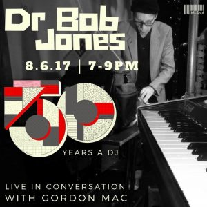 bob jones 50 years a dj