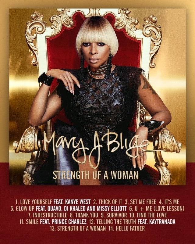mary-j-blige-strength-of-a-woman-tracklist