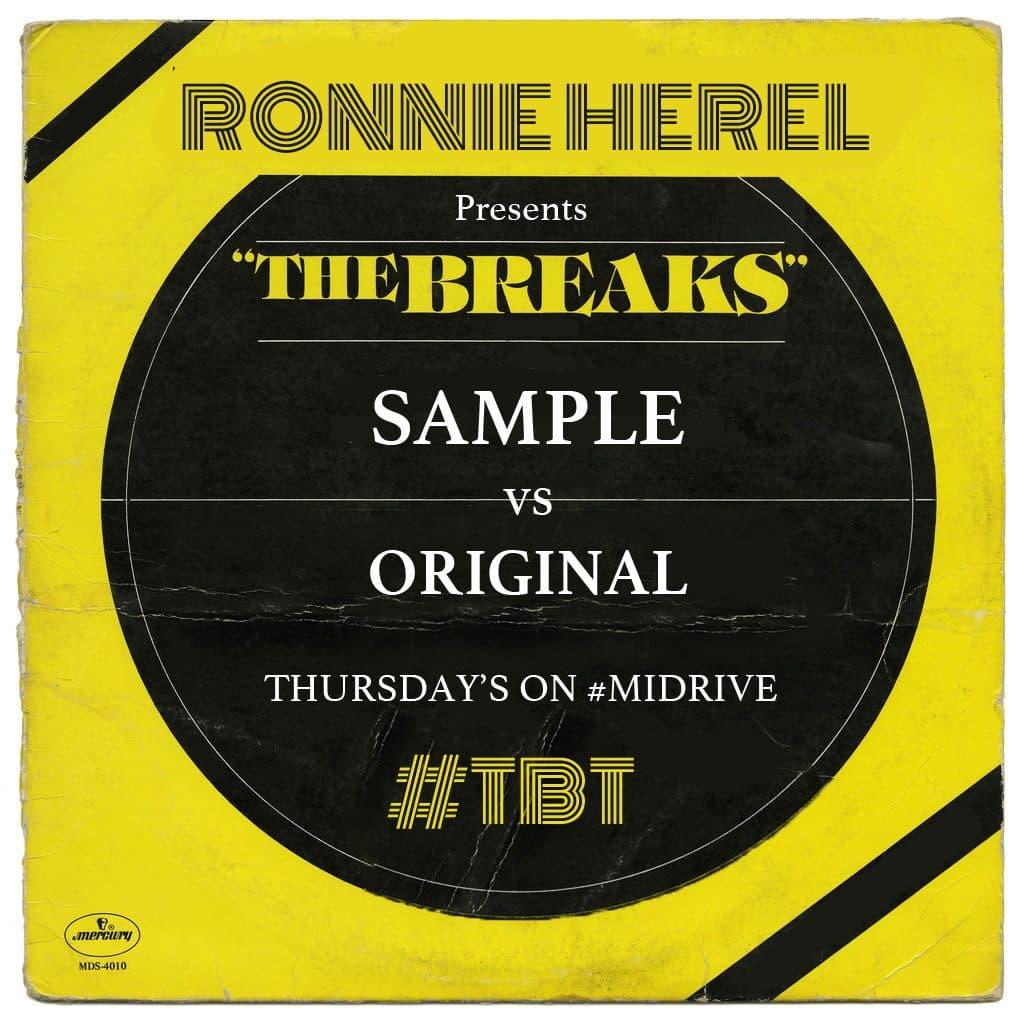 the breaks ronnie herel. mi-soul