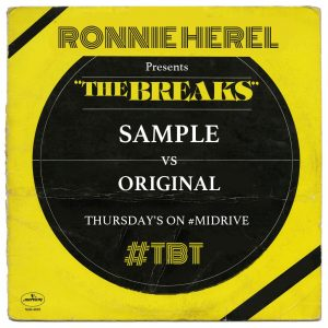 the breaks ronnie herel. mi-soul