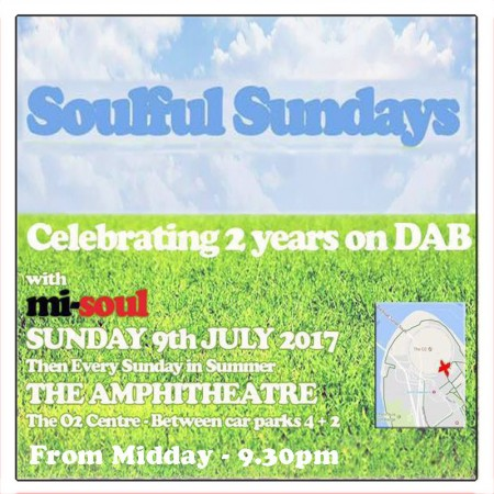 soulful sunday series Mi-Soul sundays