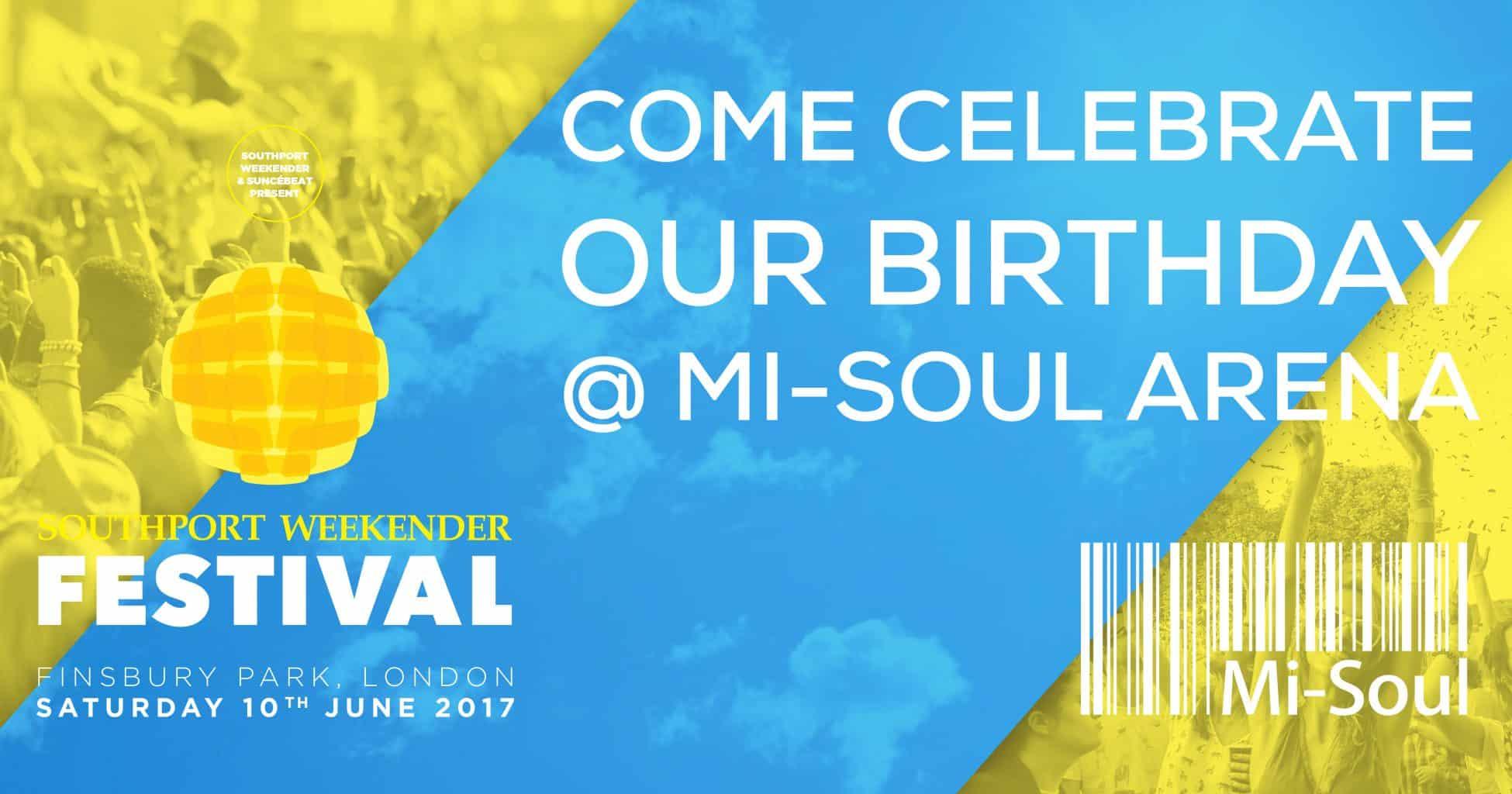 mi-soul radio birthday party