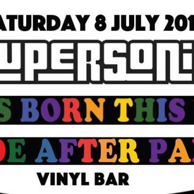SuperSonic Pride After Party