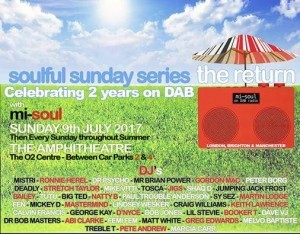 soulful sunday series mi-soul radio
