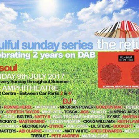 soulful sunday series mi-soul radio