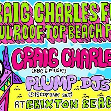 Craig Charles Funk & Soul Beach Party