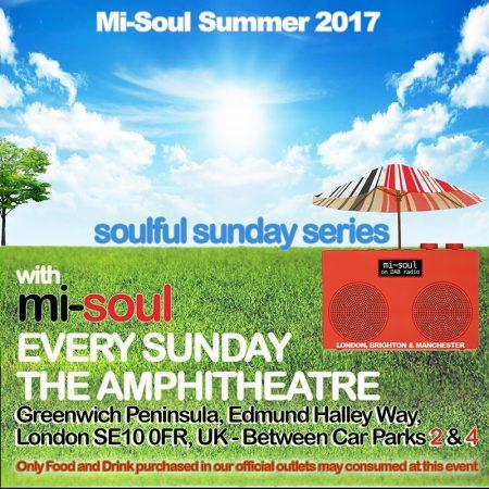 soulful sunday series