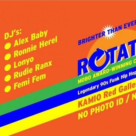 rotation people