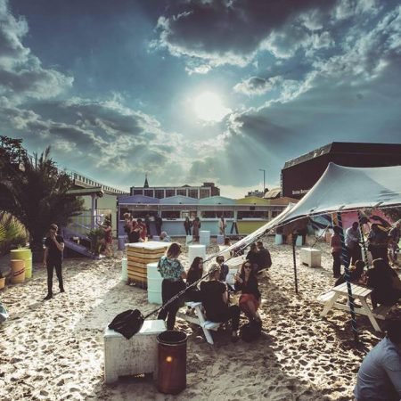 The Rooftop Beach is back in Brixton!