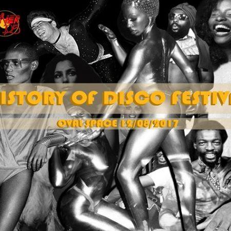 History Of Disco Festival