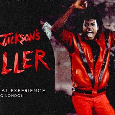 Michael Jackson's Thriller: An Audio Visual Experience