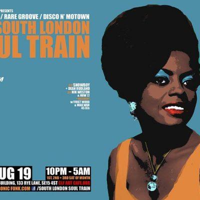 The South London Soul Train w/JHC, Don't Problem [Live] + More