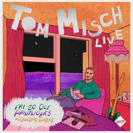 Goldenvoice & SJM Concerts presents: Tom Misch & special guests