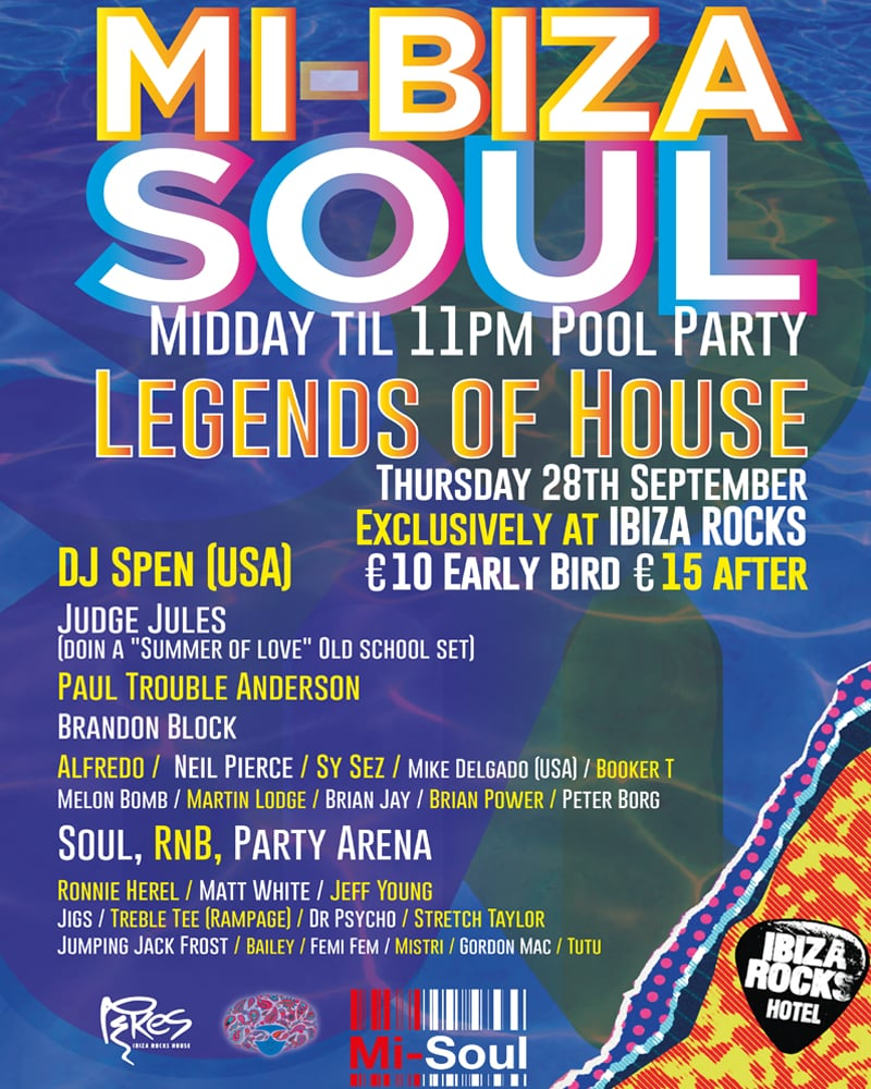 Mi-Biza Soul Legends Of House